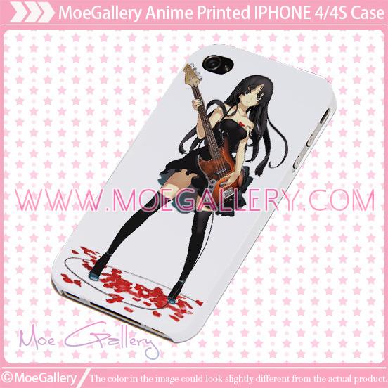 K On Mio Akiyama iPhone Case 06