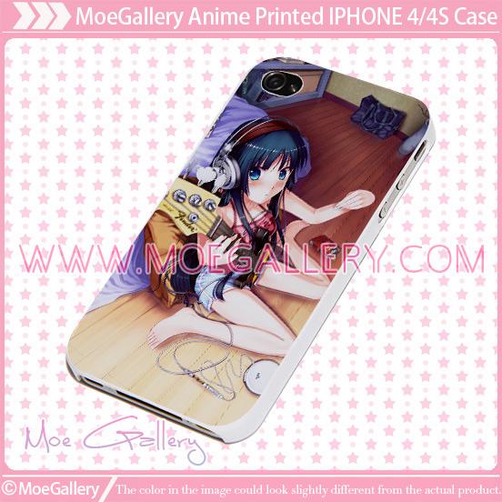 K On Mio Akiyama iPhone Case 08