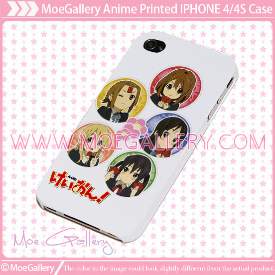 K On Tsumugi Kotobuki iPhone Case 06