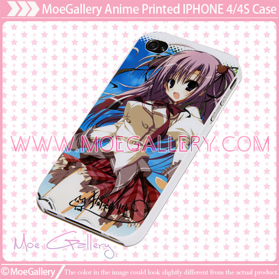 Kira Inugami Loli iPhone Case 01