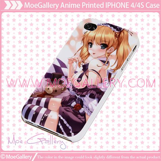Kurehito Misaki Loli iPhone Case 01