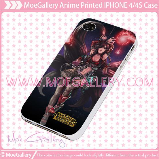League Of Legends Ahri iPhone Case 01