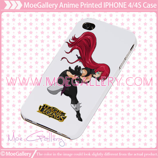 League Of Legends Katarina iPhone Case 01