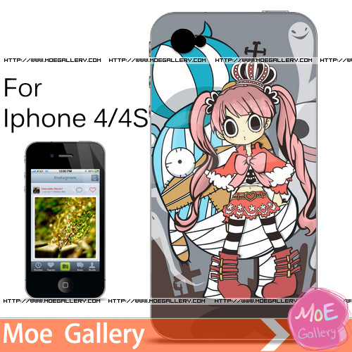One Piece Perona Iphone Case 02