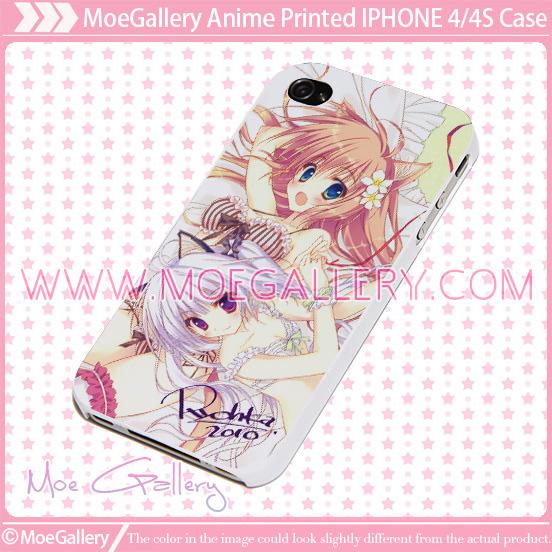 Ryohka Loli iPhone Case 03