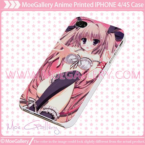 Ryohka Loli iPhone Case 06