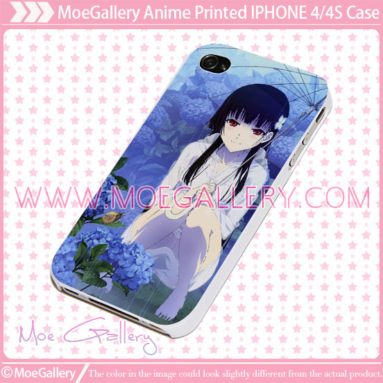 Sankarea Rea Sanka iPhone Case 01