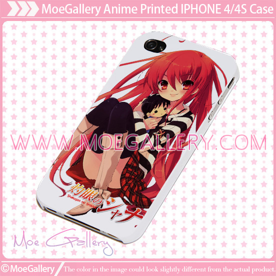 Shakugan No Shana Shana iPhone Case 08
