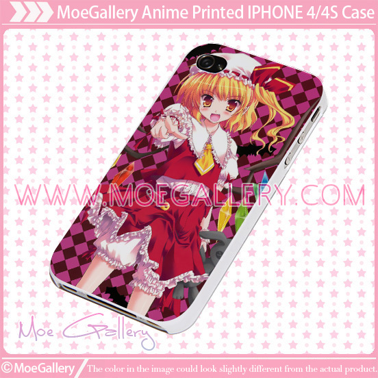 Touhou Project Flandre Scarlet iPhone Case 03