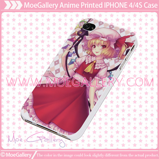 Touhou Project Flandre Scarlet iPhone Case 04