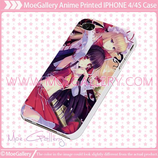 Touhou Project Reimu Hakurei iPhone Case 05