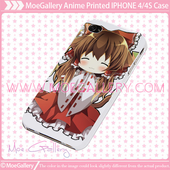 Touhou Project Reimu Hakurei iPhone Case 08