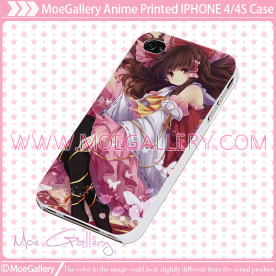 Touhou Project Reimu Hakurei iPhone Case 09