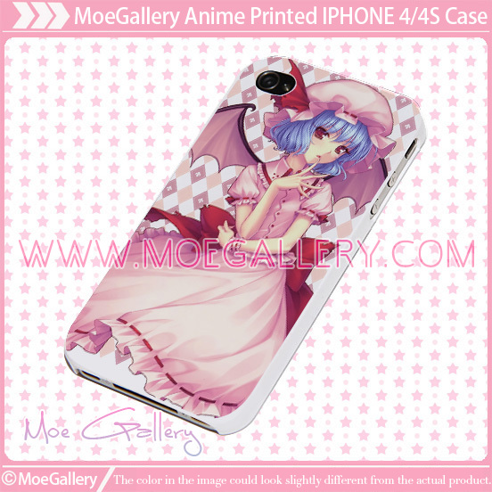 Touhou Project Remilia Scarlet iPhone Case 02