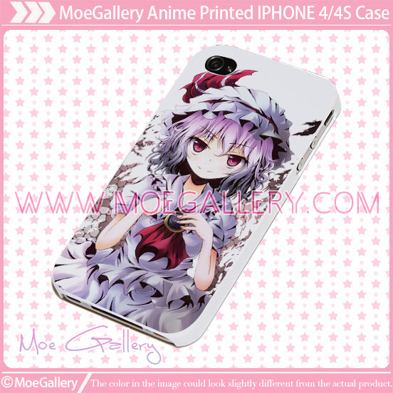Touhou Project Remilia Scarlet iPhone Case 03