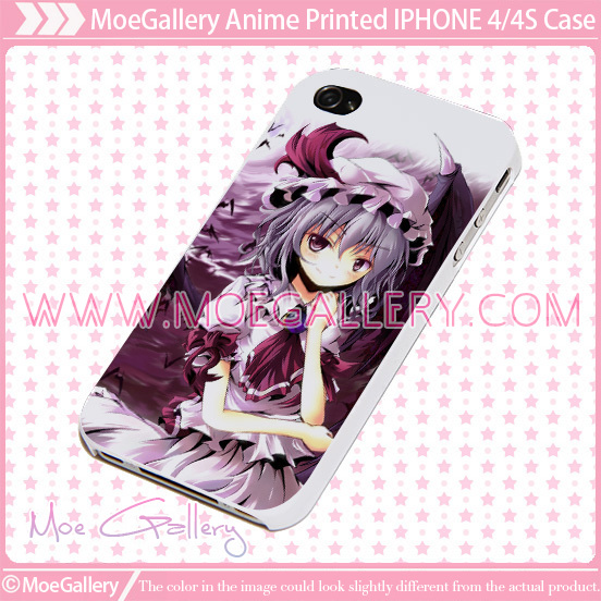 Touhou Project Remilia Scarlet iPhone Case 04