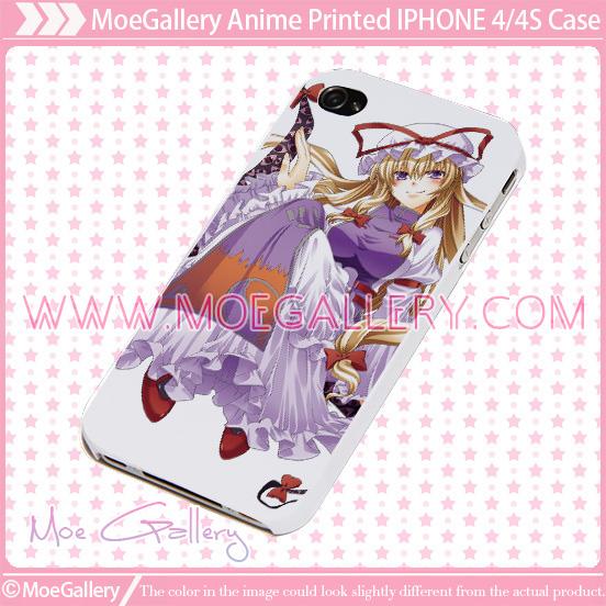 Touhou Project Yukari Yakumo iPhone Case 01