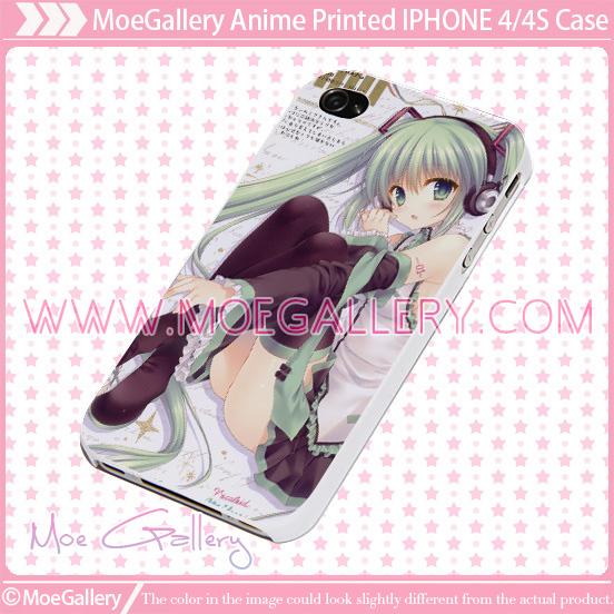 Vocaloid Hatsune Miku iPhone Case 16