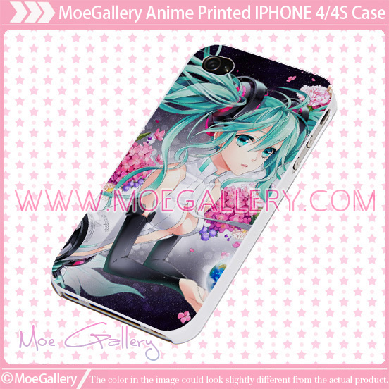 Vocaloid Hatsune Miku iPhone Case 17