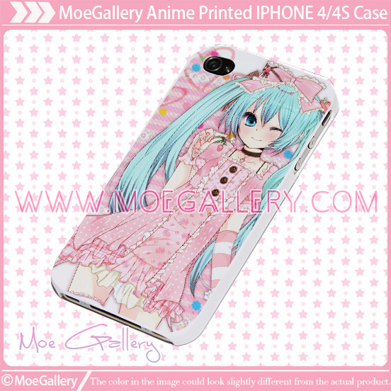 Vocaloid Hatsune Miku iPhone Case 19