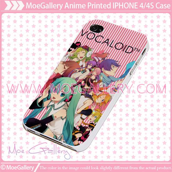 Vocaloid Hatsune Miku iPhone Case 21