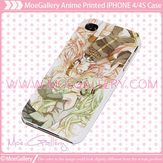 Vocaloid Megurine Luka iPhone Case 02