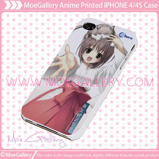 Yosuga No Sora Akira Amatsume iPhone Case 01