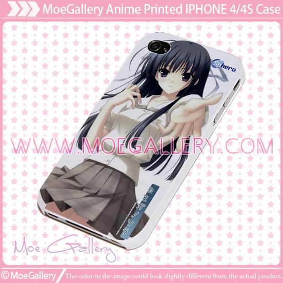 Yosuga No Sora Kazuha Migiwa iPhone Case 02