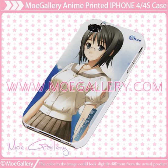 Yosuga No Sora Nao Yorihime iPhone Case 01