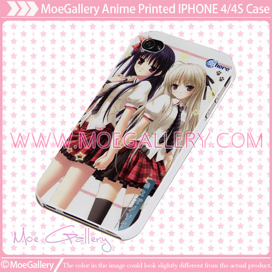 Yosuga No Sora Sora Kasugano iPhone Case 06