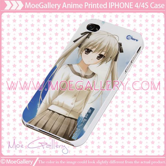 Yosuga No Sora Sora Kasugano iPhone Case 07