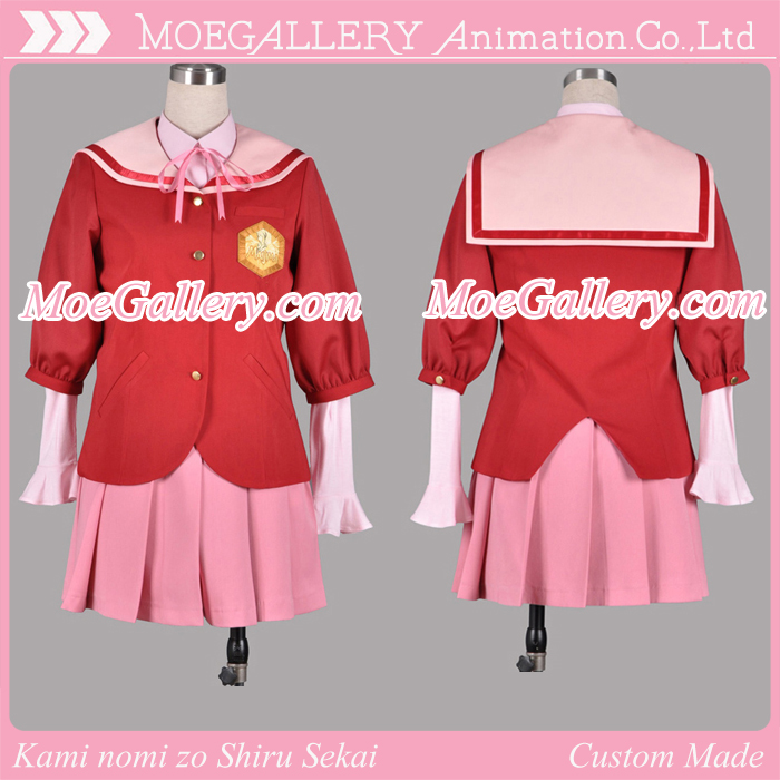 The World God Only Knows Girl Uniform