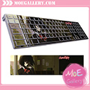 Another Mei Misaki Keyboard 01