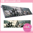 Final Fantasy Cloud Keyboard 001