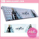 Final Fantasy Cloud Keyboard 003