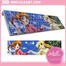Magical Girl Lyrical Nanoha Nanoha Takamachi Keyboard 002