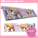 Magical Girl Lyrical Nanoha Nanoha Takamachi Keyboard 01