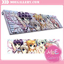 Magical Girl Lyrical Nanoha Vivio Takamachi Keyboard 001