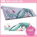 Vocaloid Hatsune Miku Keyboard 001