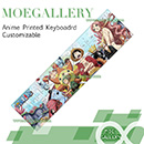 One Piece Monkey D Luffy Keyboards 02