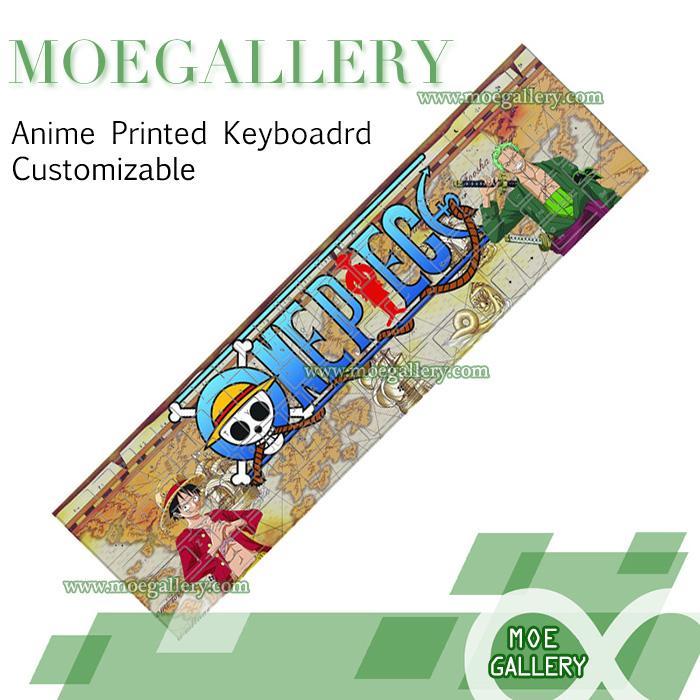 One Piece Monkey D Luffy Keyboards 04