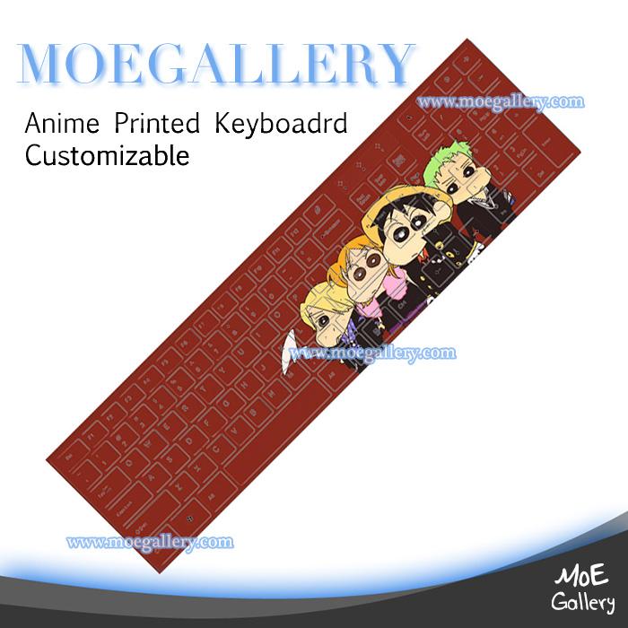 One Piece Monkey D Luffy Keyboards 13