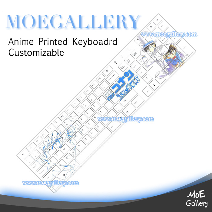 One Piece Portgaz D Ace Keyboards 07