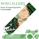 One Piece Roronoa Zoro Keyboards 01
