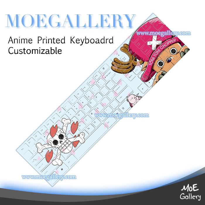 One Piece Tony Tony Chopper Keyboards 02