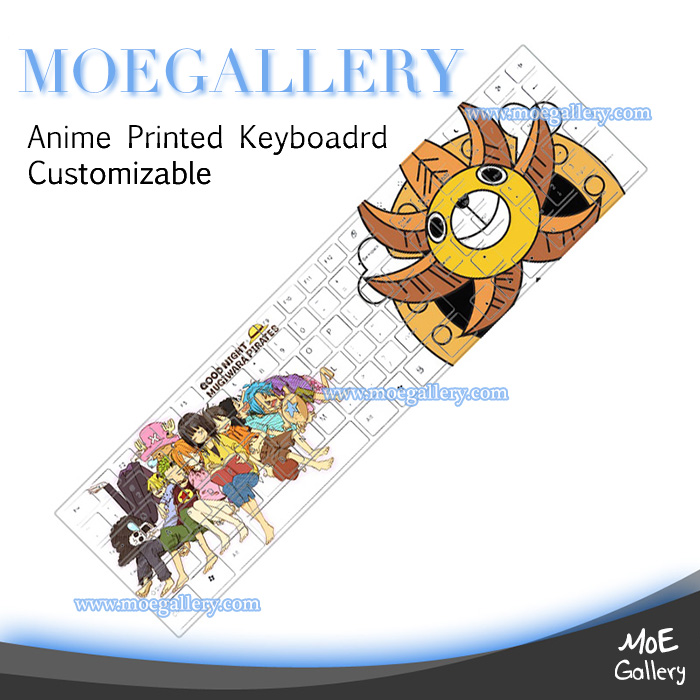 One Piece Tony Tony Chopper Keyboards 03