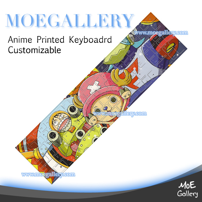 One Piece Tony Tony Chopper Keyboards 04