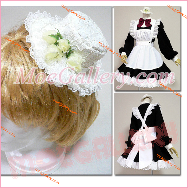 Cute Girl Maid Dress