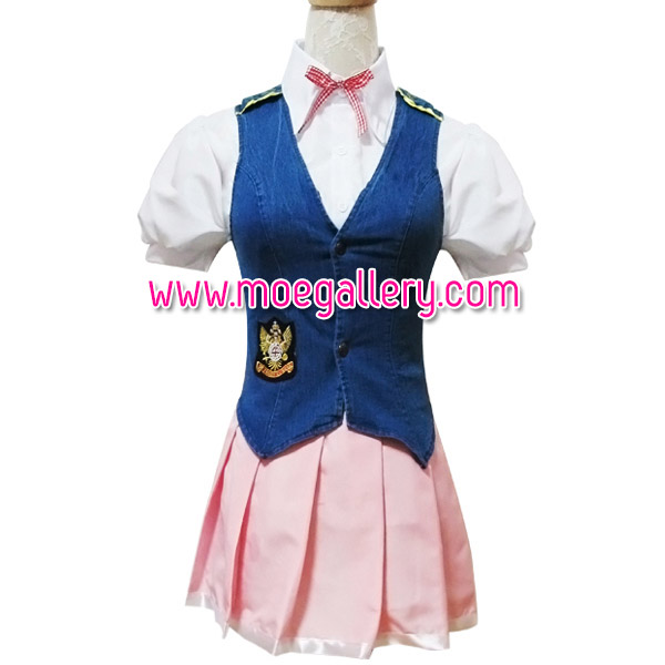 Lolita Girls Cosplay Stage Costume