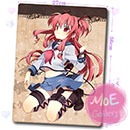 Angel Beats Yui Mouse Pad 01